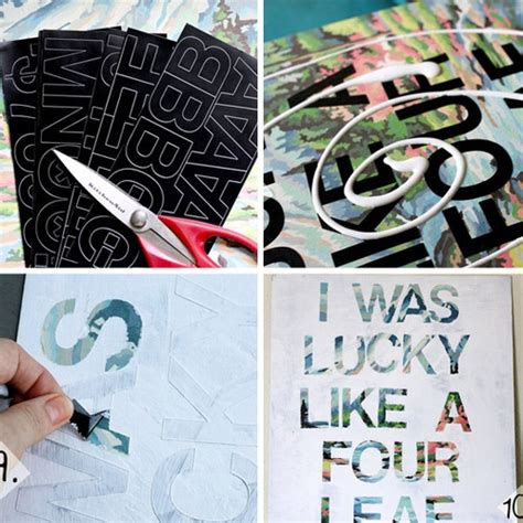 Thrifty Clever Finds by I So Want To Do This Idea Came From Http Abeautifulmess