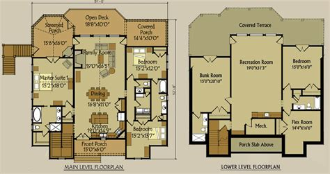 floor plans for mountain homes appalachia mountain house floor plan