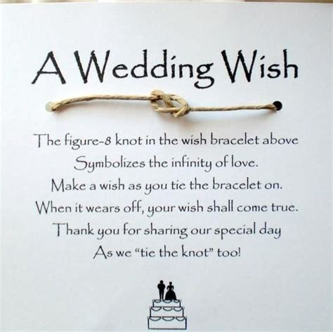 wish bracelet card template best 25 wedding congratulations quotes ideas on