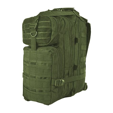 backpack with molle webbing every day carry tactical assault bag edc day pack backpack with molle webbing ebay