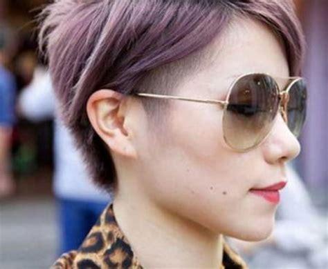 Haarfrisuren Trends 2016 by Trends Kurzhaarfrisuren 2016