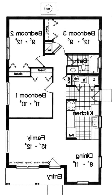 small basic house plans simple house plans 6 best home ideas