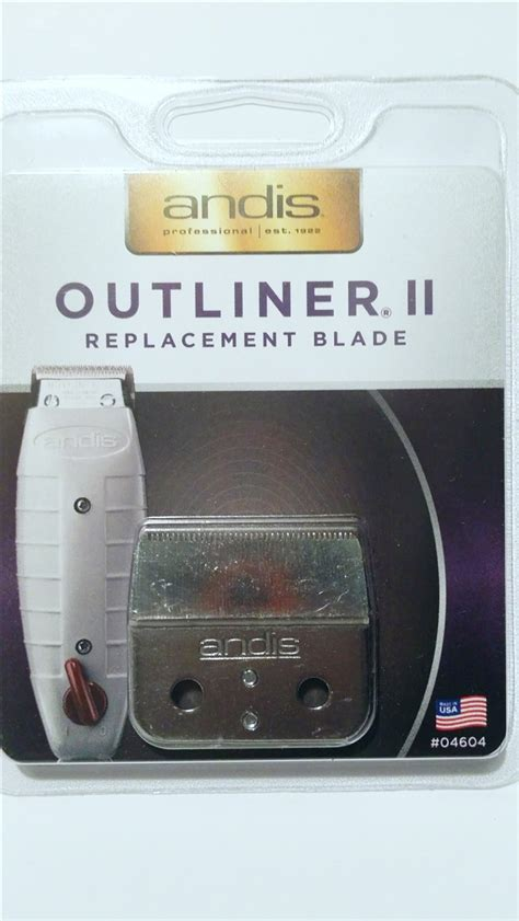 T Outliner Vs Outliner Ii by Outliner Ii Replacement Blade
