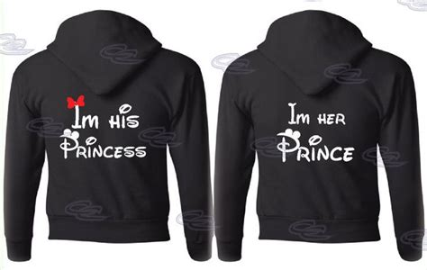 His Hers Shirts For Sale A Disney Gift Your Quot I M His Princess Quot And