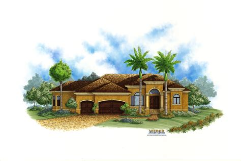 spanish style home plans spanish house plans mediterranean style greatroom