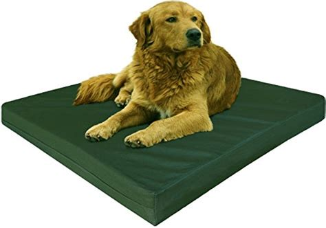 most durable dog bed save 38 dogbed4less 100 memory foam dog bed with