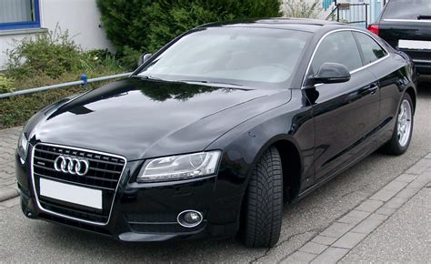 Audi A5 Front by File Audi A5 Front 20080414 Jpg