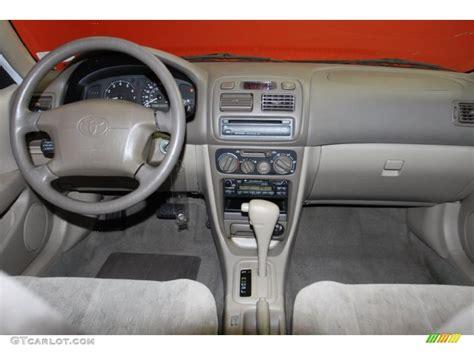 1998 Toyota Corolla Interior by Gray Interior 1998 Toyota Corolla Le Photo 42223424