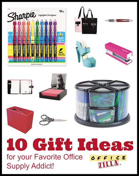 office gift ideas for office supply addicts the - Gift Ideas For Office