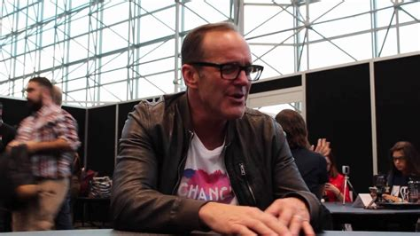 clark gregg nycc nycc 2016 agents of s h i e l d interviews clark gregg