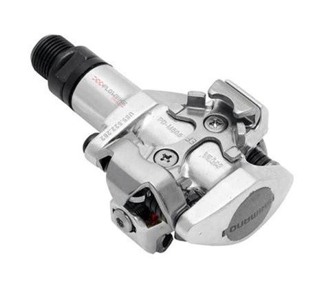Pedal Mtb Shimano M505 Dengan Box shimano m505 spd silvered pedal