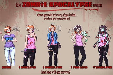 Zombie Meme - 2 years later memes zombies fan art 34892089 fanpop