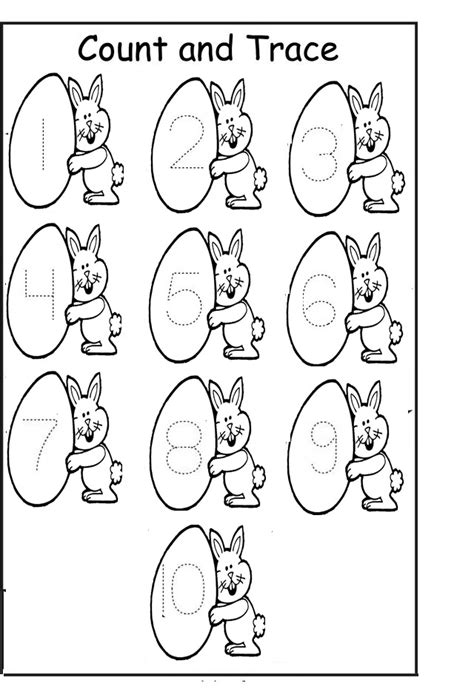 worksheets for preschool easter crafts actvities and worksheets for preschool toddler and
