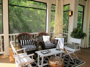 Outdoor Curtains For Screened Porch Outdoor Curtains For Screened Porch Porch Craftsman With Adirondack Chairs Area Rug