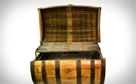 Whiskey Barrel Bbq Pit Uncrate Whiskey Barrel Pit