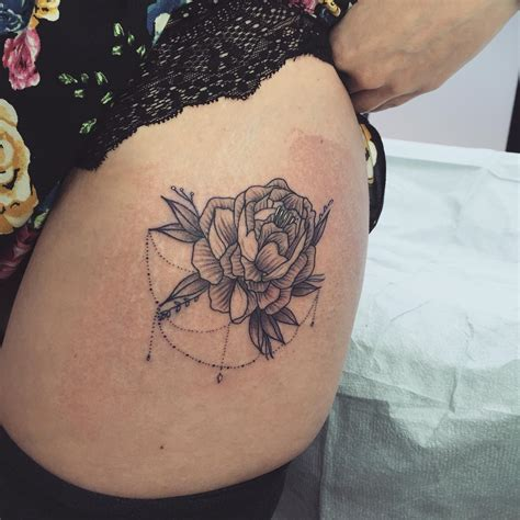 rose hip tattoos 25 hip designs ideas design trends premium