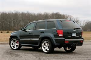 Jeep Srt8 2009 Review 2009 Jeep Grand Srt8 Photo Gallery Autoblog