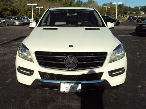Used 2012 Mercedes Benz Ml 350 4matic 350 4matic For Sale