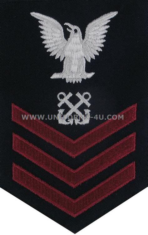 boatswain uscg uscg boatswains mate bm rating badge