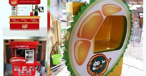 desain gerobak es oyen gambar desain tempat usaha minuman mainan anak