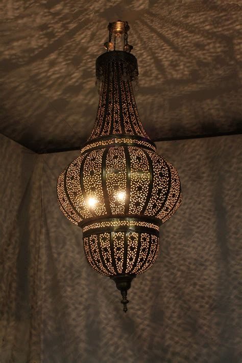 Moroccan Hand Punched Chandelier Moroccan Themed Party Moroccan Lights