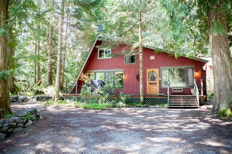 Cabins At Mt Rainier by Relaxing Cabin Just From Mt Rainier Vrbo