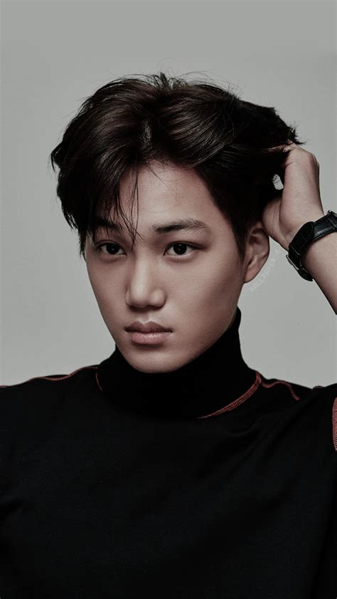 wallpaper kai exo tumblr kpop wallpapers kai saved reblog or like