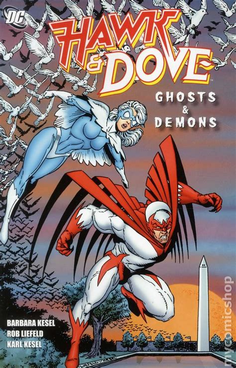hawk and dove comic books hawk and dove ghosts and demons tpb 2012 dc comic books