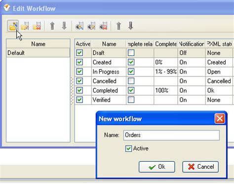 advertising workflow setting advertising agency workflow