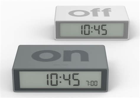 alarm clock that turns on light 11 alarm clocks for starting the day right core77