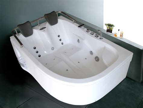 corner bathtub with jets bathtubs superb 2 person jetted bathtub images 2 person