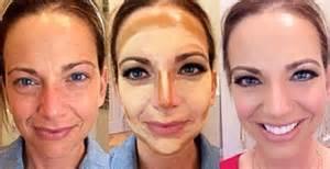 vorher nachher schminke make up vorher nachher bilder