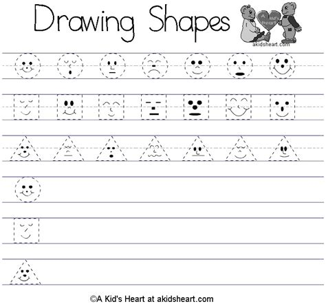 Kindergarten Free Printable Worksheets by Worksheets Preschool Mreichert Worksheets