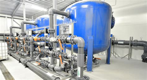 Services Boiler Water Treatment Plant Designing From