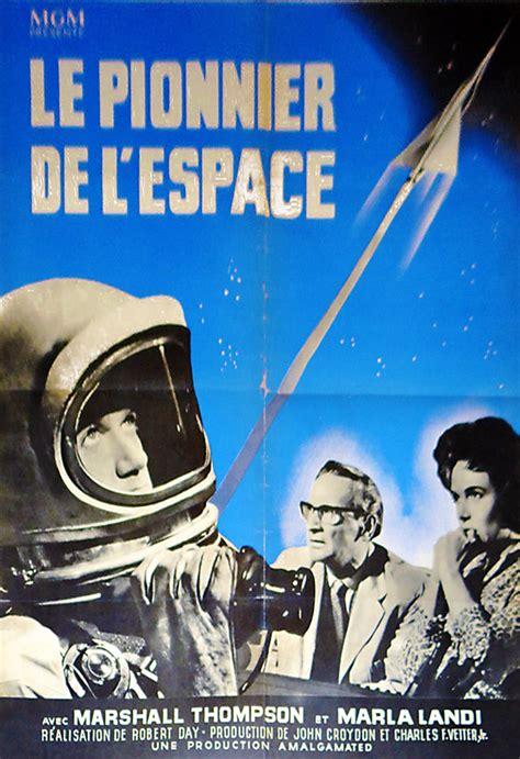 le film les pionniers de l espace le pionnier de l espace de robert day 1959 scifi movies