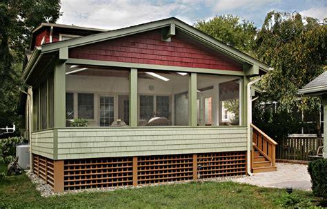 garage with screened porch washington dc custom garage porch remodeling designers