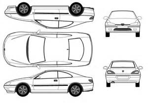 car plan diagram for ptg readings etc page 3 plan 009g 0007 garage plans and garage blue prints from