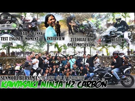 Indonesia Only One 32 kawasaki h2 carbon di indonesia the only one
