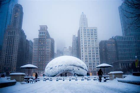 fotos chicago invierno shinybeen fotorecurso