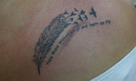 what does a feather tattoo mean meaning of feather tattoos a knowledge archive