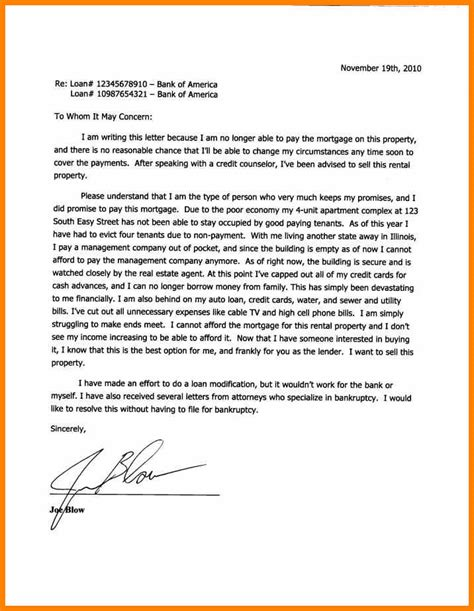 Credit Card Hardship Letter Template by 9 Exles Of Hardship Letters For Immigration Waa Mood