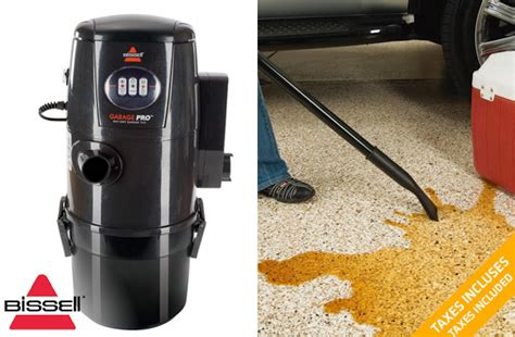 bissell garage vacuum pro 45 offered on tuango ca