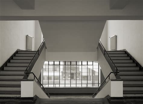 Bauhaus Aesthetic by The School Of Architecture And Design Bauhaus 1919