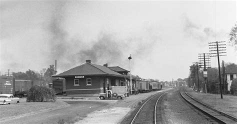 missouri pacific railroad depot benton ar m white