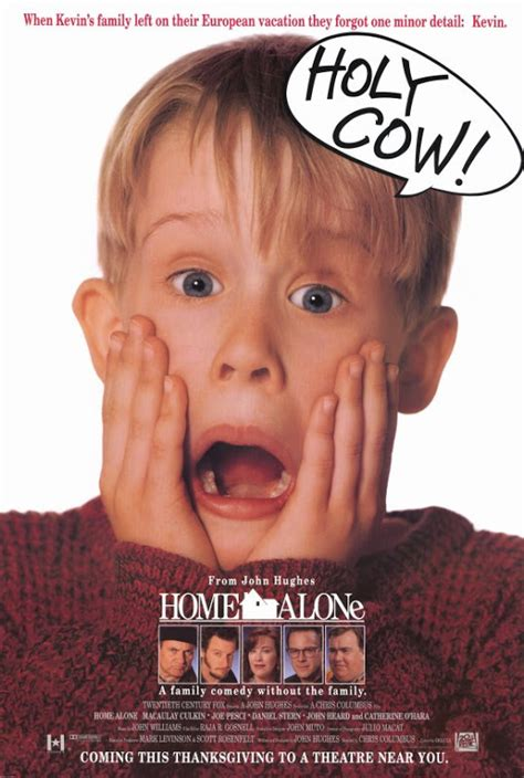 screen insight home alone chris columbus 1990