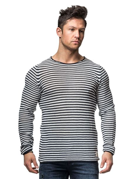 Tom Tailor by Striped Longsleeve Tom Tailor 6448 Sleeves Jerone