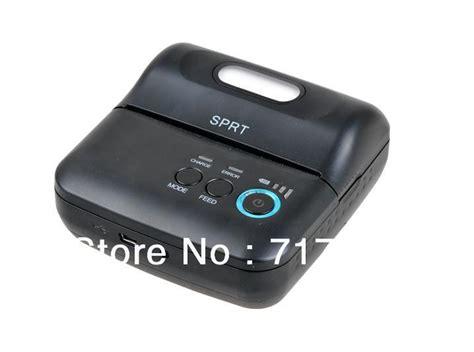 Printer Sprt T9 Bluetooth t9 wireless printer mini bluetooth printer 80mm bluetooth