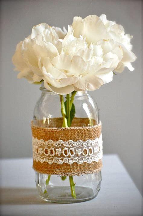 top 12 rustic burlap lace wedding decor designs cheap