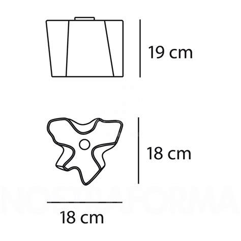 artemide logico soffitto artemide logico soffitto micro singola 0644020a