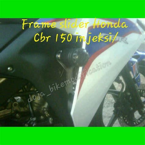Frame Slider Honda All New Cbr150 K45g Model A harga all new honda cbr 150 cbu newhairstylesformen2014
